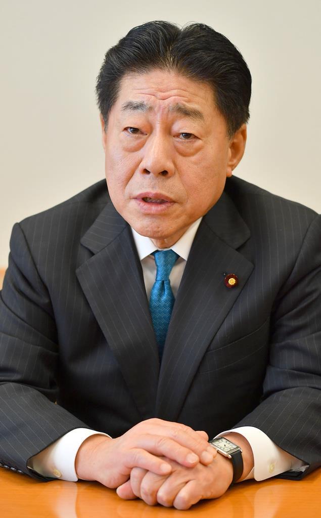 公明・北側氏「説明責任果たすべき」 菅原経産相の寄付疑惑 - 産経ニュース