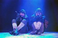 山男の喜びと孤独描く 来月、兵庫・新温泉町で2人芝居 登山家・加藤文太郎モデル
