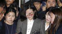 韓国前法相の妻を逮捕 検察、チョ・グク氏の関与追及へ