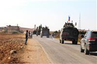 ロシア軍憲兵隊、シリア北部国境の町へ クルド人勢力、さらに窮地に