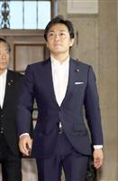国民・玉木代表「閣僚やめて済む話ではない」菅原経産相辞任で