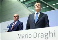 欧州中銀、緩和出口遠のく 正常化が次期総裁の課題に