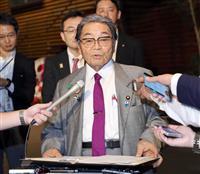北村地方創生相、閣僚辞職「想定していない」 内閣府からの漏洩は重ねて否定