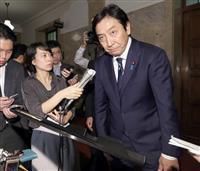 与党、国会運営への影響回避に躍起 野党は攻勢強める 菅原氏辞任