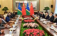 中国、ソロモン諸島の島を賃借 中国企業と75年間