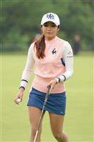 稲見が68で首位守る マスターズ女子ゴルフ