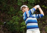 テレサ・ルーが単独首位 稲見2位、女子ゴルフ
