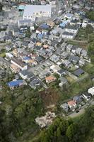 警戒区域指定なく4人死亡 千葉の土砂崩れ3カ所