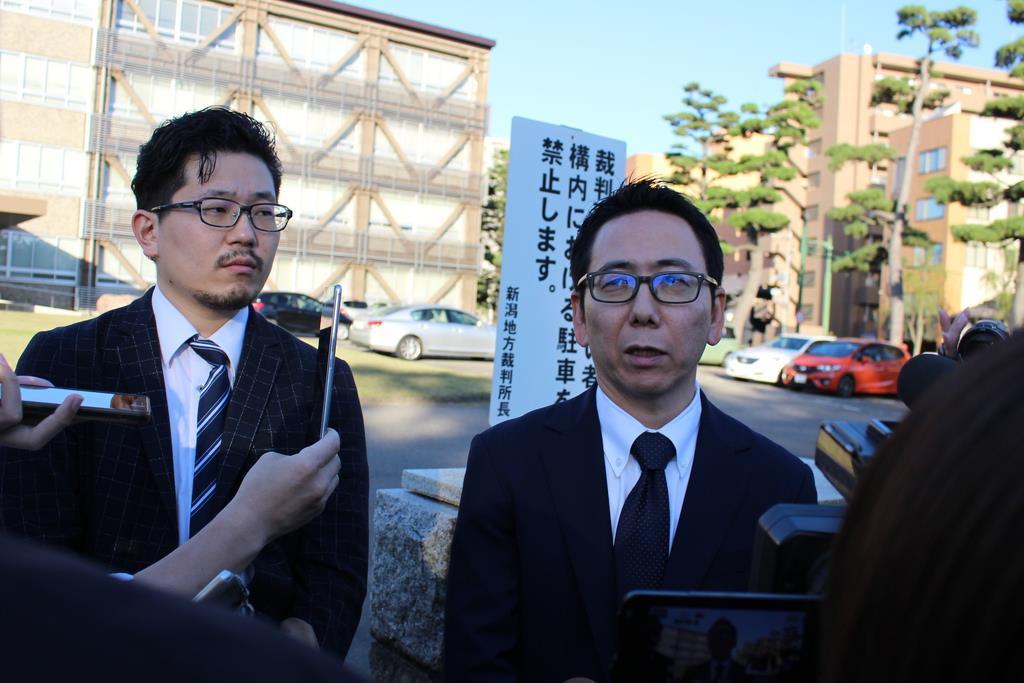 NGT48裁判 男性側、山口さんとの関係示す物証提出