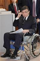 故吉田博美氏、自民党葬へ