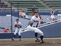 山梨学院、好機生かせず 秋季関東高校野球準優勝