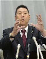 N国党・立花氏、相次ぎ首長選へ 奈良県や大阪府、都知事も