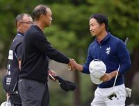 日本初開催米ツアーは盛況 スター活躍のZOZOゴルフ