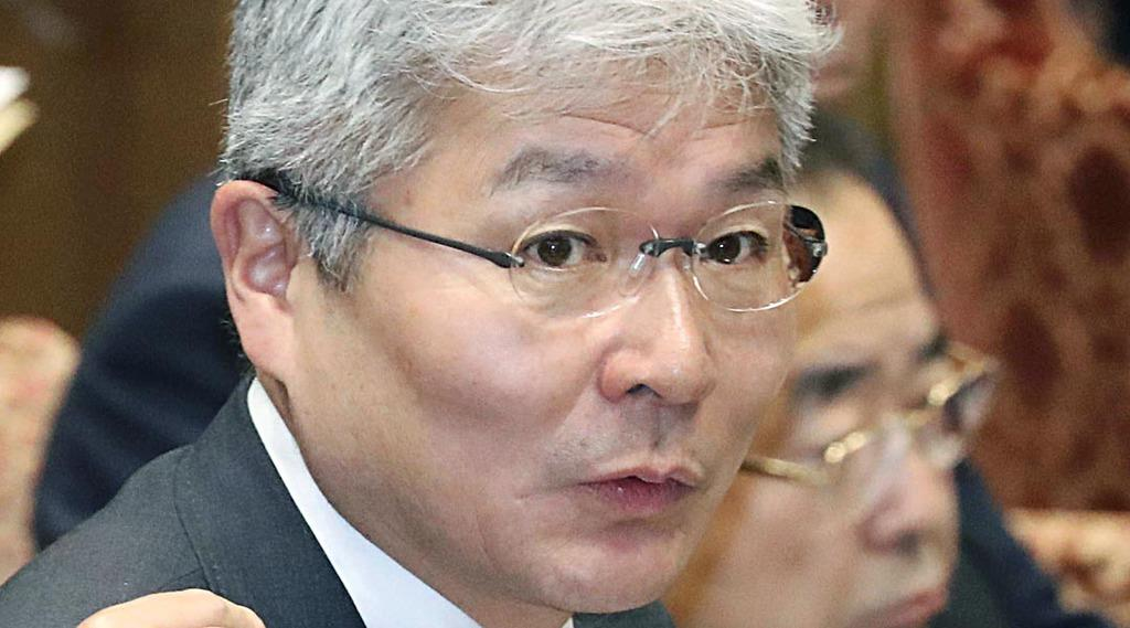 立憲民主党・逢坂誠二氏