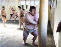 貴景勝、九州場所の出場明言 負傷の左胸回復「優勝狙う」