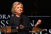 米大統領選、民主党で新たな中道候補の待望論 ヒラリー氏が色気か