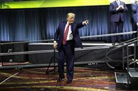 トランプ米大統領、大幅利下げ要求 FRB、FOMC初日