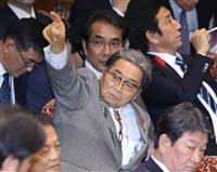 【安倍政権考】野党の次なる標的は「責任取る」の北村地方創生相