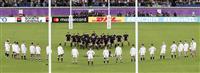 イングランドに罰金 NZ「ハカ」時にライン越え違反