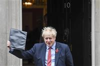 英離脱「議会マヒ」解消へ 総選挙で再び国民に問う