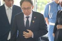 玉城沖縄知事「首里城、一刻も早い復元に全力」 国に協力要請へ」