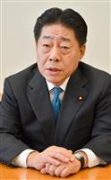 公明・北側氏「菅長官も責任感じていると推測」