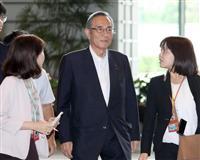 細田氏「安倍内閣を支えるため一致団結」 派閥会合で