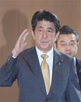 安倍首相「強く非難する」 北ミサイル発射を批判