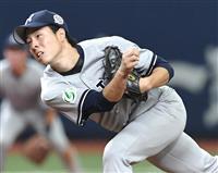 日本通運など8強入り 社会人野球日本選手権