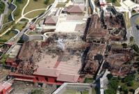 首里城火災、鎮火まで11時間を要した「複合的要因」