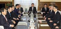 与党、予算委集中審議で譲歩 野党は萩生田文科相追及へ