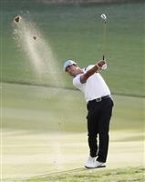 松山32位、石川は66位後退 世界選手権ゴルフ第2日