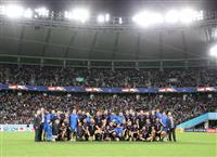 【ラグビーW杯】世代交代進むニュージーランド、3位で王座奪還へ再出発