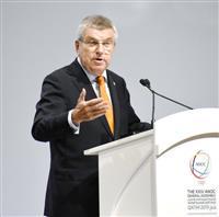 バッハ会長が新提案 五輪後に東京で特別イベント