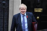 英総選挙、12月12日確定 エリザベス女王が裁可
