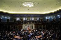 米下院、トランプ大統領への弾劾調査開始を決議