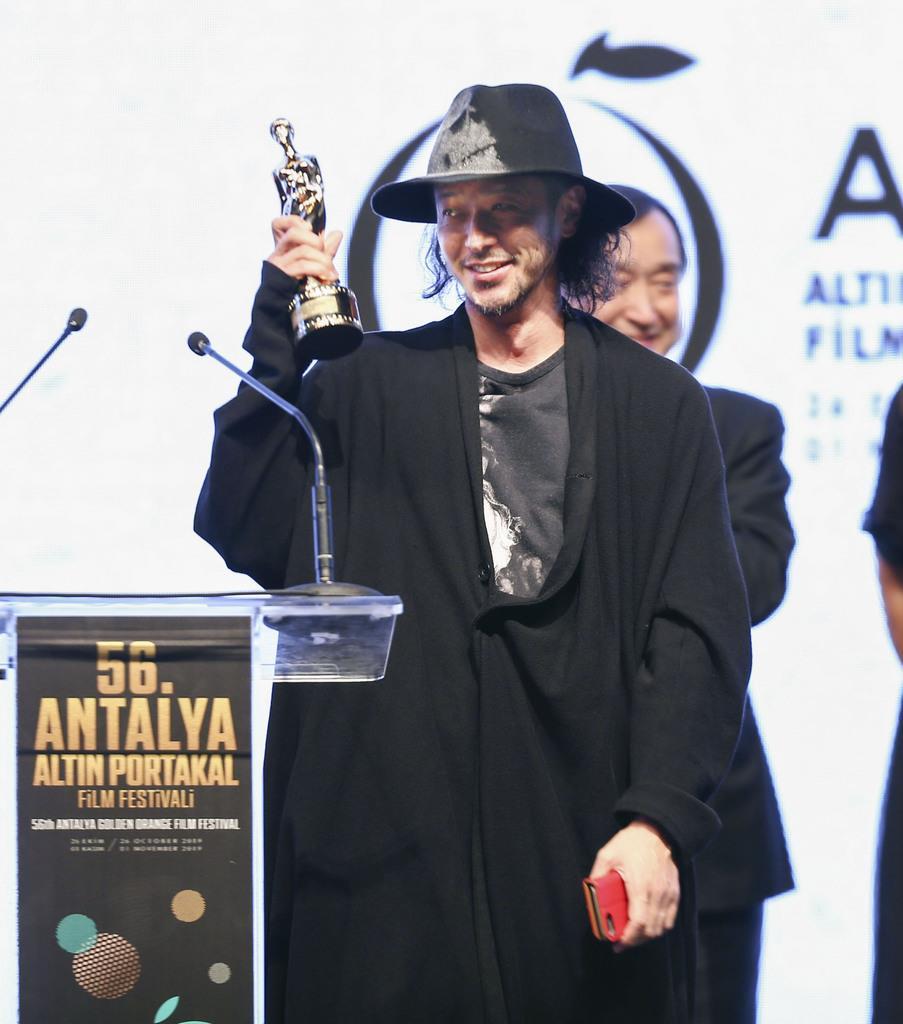 オダギリ監督作に最優秀賞 トルコ・アンタルヤ映画祭