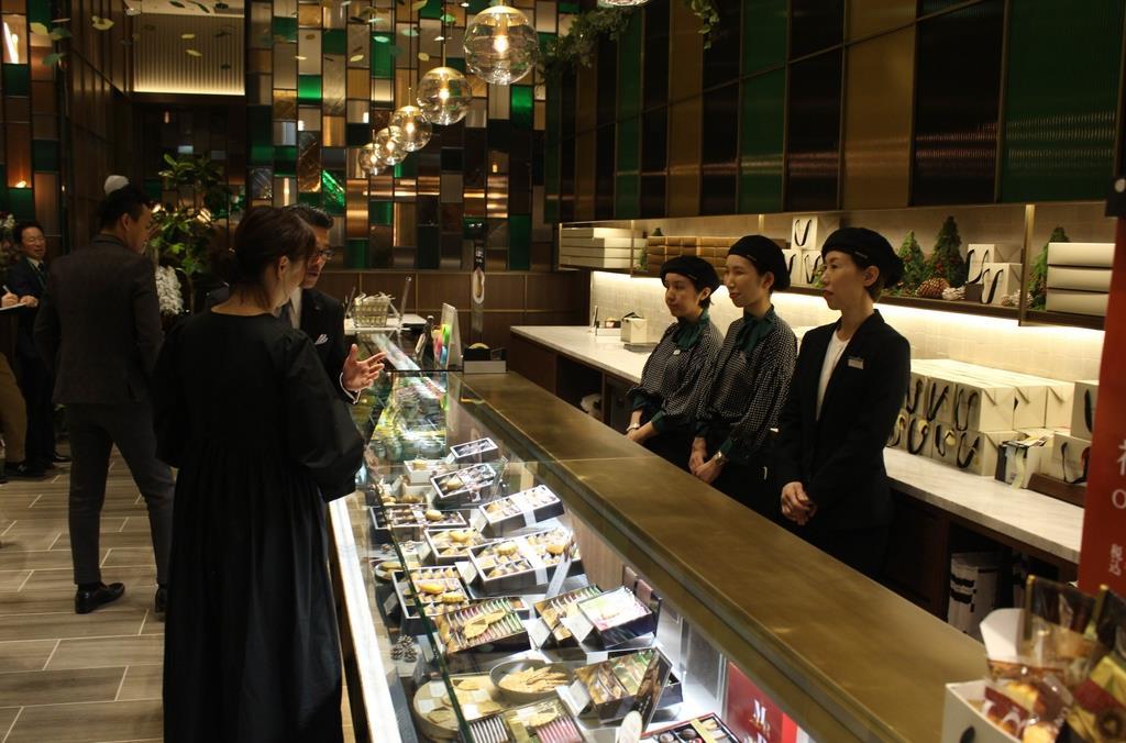モロゾフ 神戸 本店
