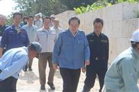 公明・斉藤幹事長「首里城復元費用、沖縄振興予算と別枠で」