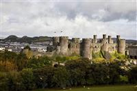 ウェールズの城と姫路城が姉妹城締結、ラグビーW杯での日本との交流が後押し