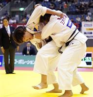 柔道の講道館杯、女子78キロ級の梅木が2連覇で五輪代表争い踏ん張る