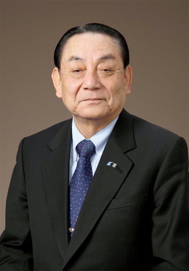 松尾新吾九州電力特別顧問