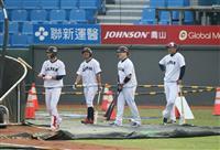 野球日本代表の稲葉監督「優勝で五輪につなげたい」 プレミア12へ意気込み