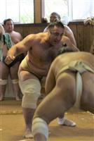 大関復帰へ栃ノ心が好感触 出稽古で御嶽海らに10勝4敗