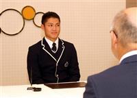 阪神、1位指名の西と合意 1年目から活躍期す