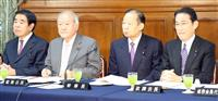 自民・鈴木氏、高知県知事選で「2閣僚辞任がボディーブローに」