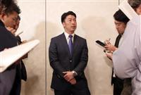 美馬、ヤクルトと初交渉 3年3億5千万円提示か