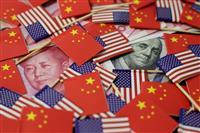 中国、関税4弾撤回を要求 9月発動分、対米貿易協議