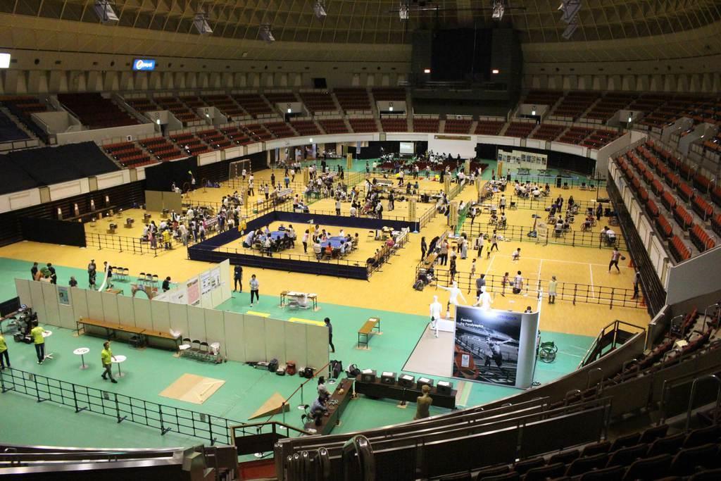 神戸市のワールド記念ホール。音響の良さや観客席からの眺めの良さなどが評価されており、高い利用率を誇る=神戸市中央区