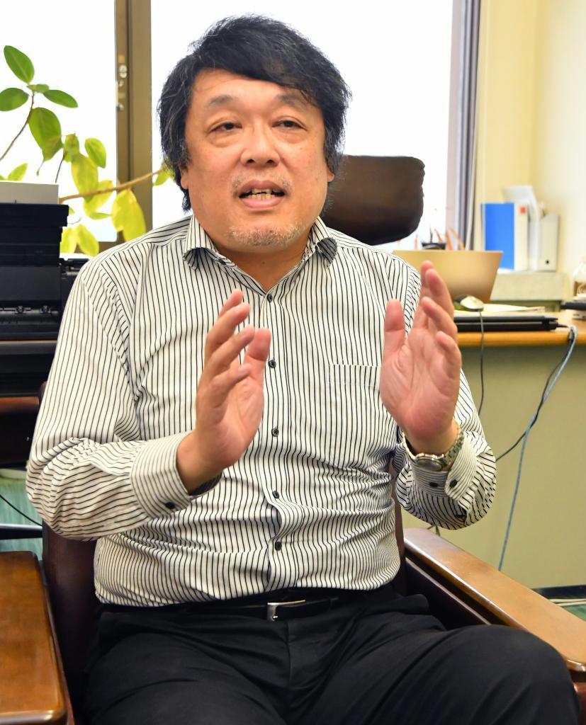 イノベーションを担う人材育成を始める崇城大情報学部の星合隆成教授